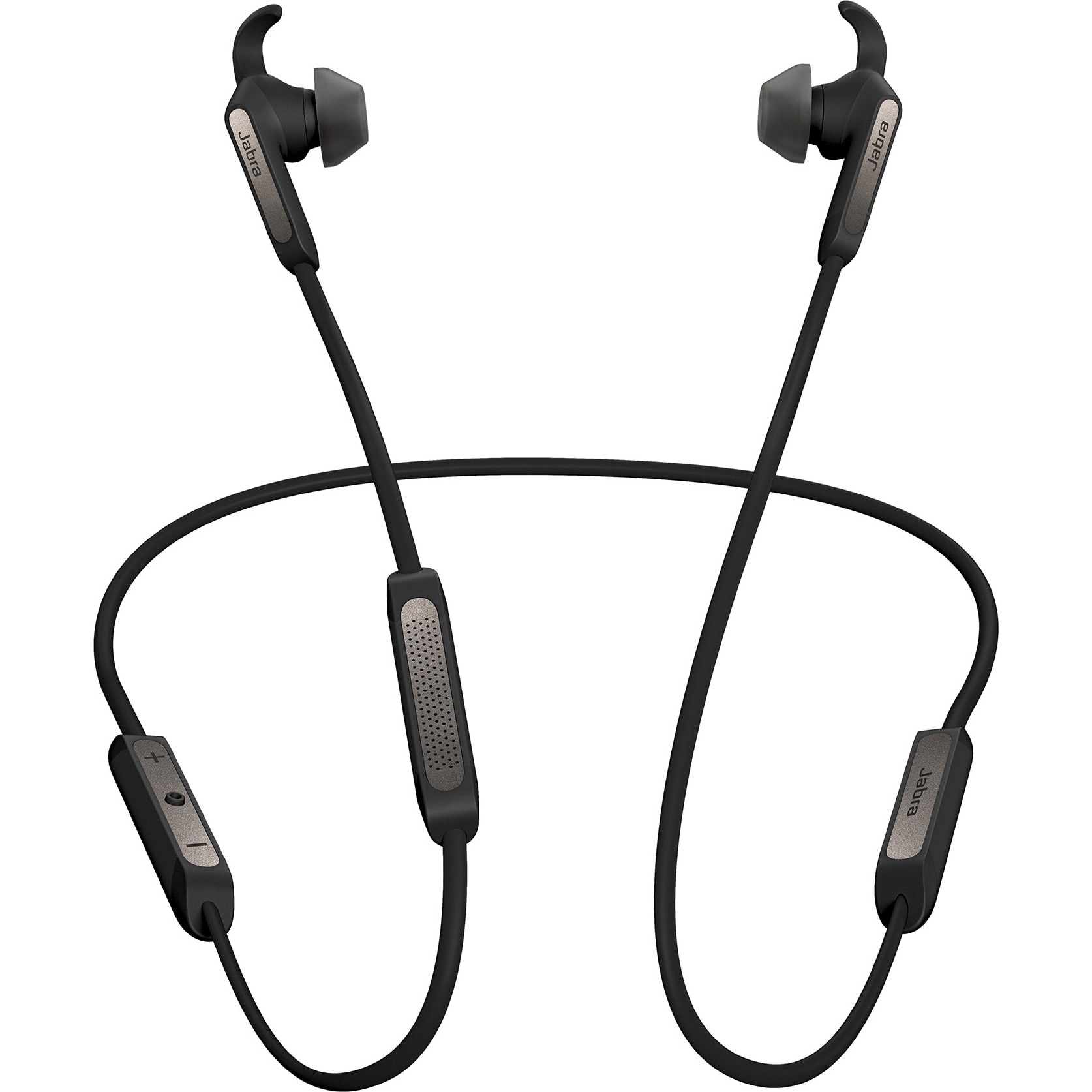 Fotografie Casti bluetooth Jabra Elite 45e, In-Ear, Multi-Point, Titanium Black