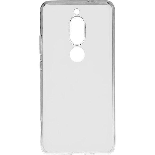 Fotografie Husa de protectie Lemontti Silicon pentru Huawei Mate 10 Lite, Clear