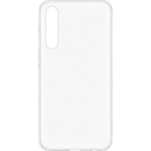 Fotografie Husa de protectie Devia Silicon Naked pentru Huawei P20, Transparent