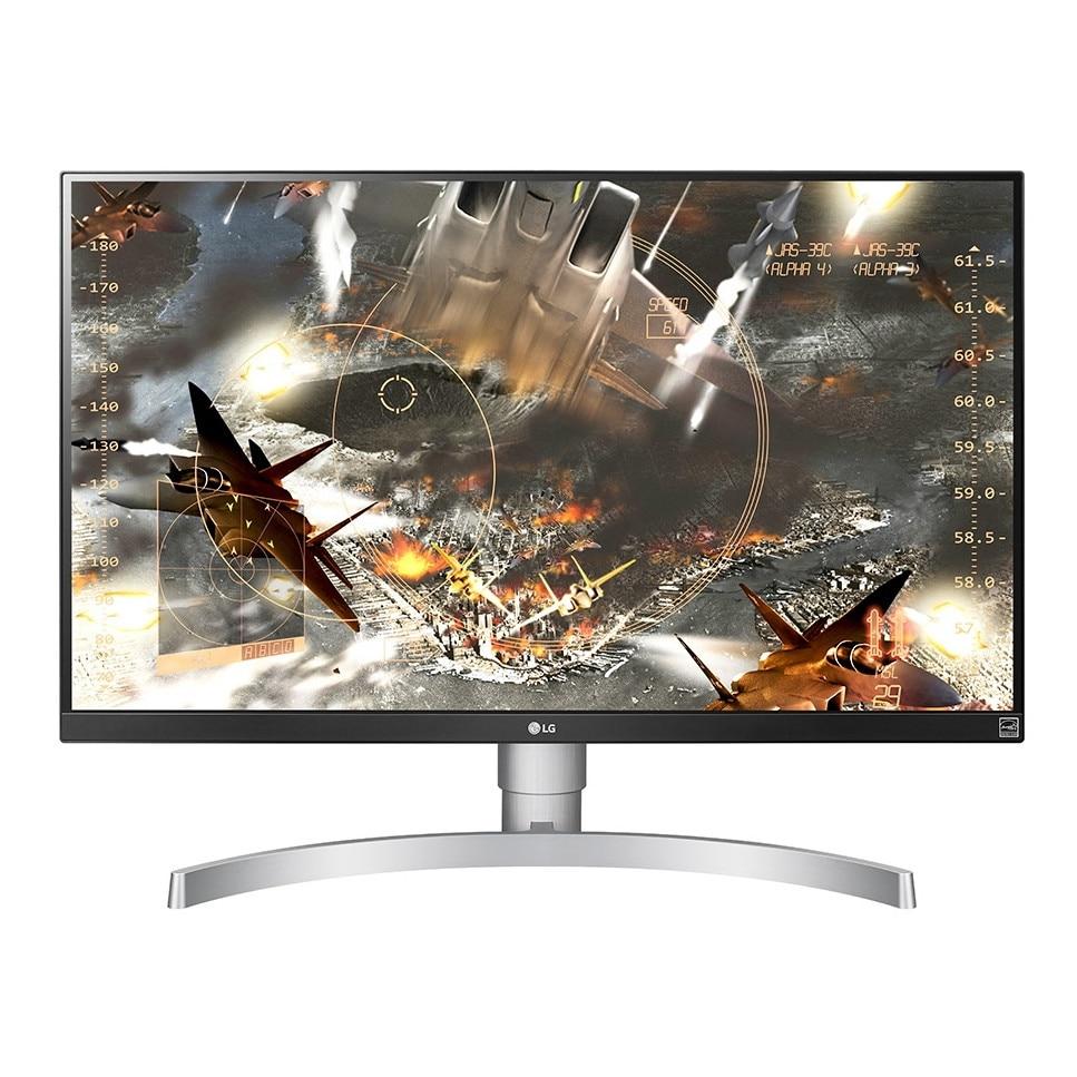 монитор LG 27UK650-W