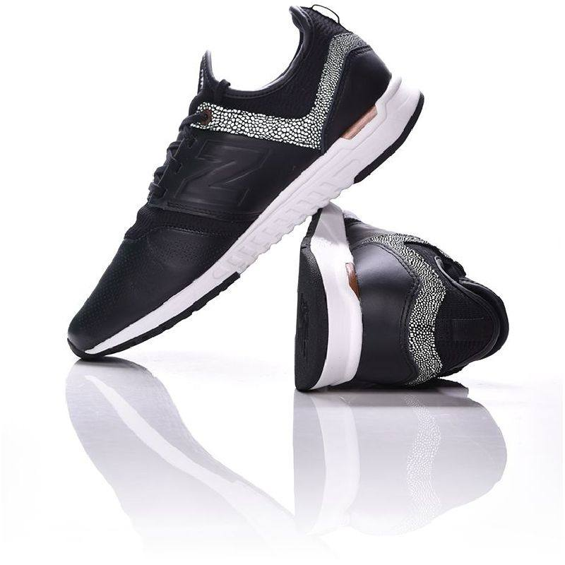 NEW BALANCE női utcai cipö, fekete 247, WRL247GY
