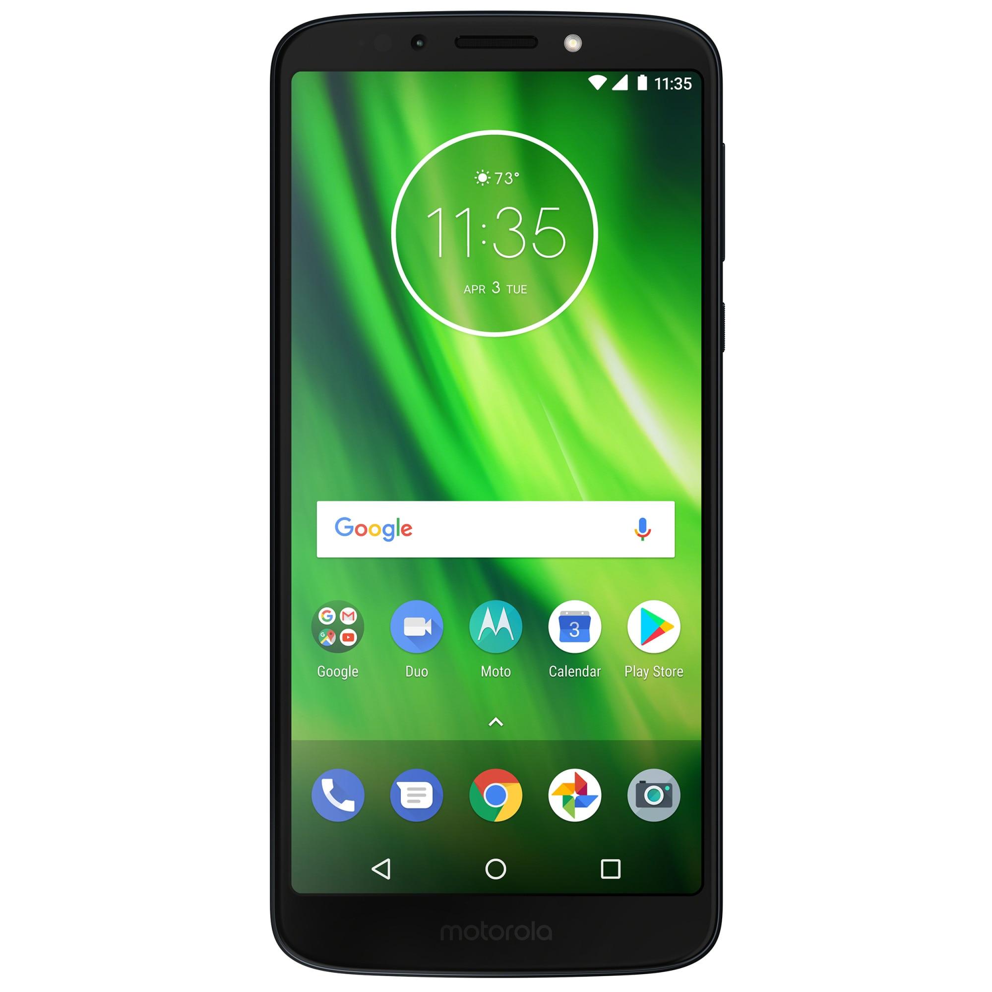 Fotografie Telefon mobil Motorola Moto G6 Play, Dual SIM, 32GB, 4G, Deep Indigo