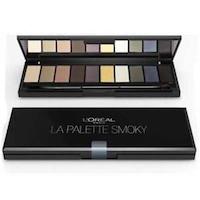 L'Oréal Paris Color Riche La Palette Smoky szemhéjfesték 7 g