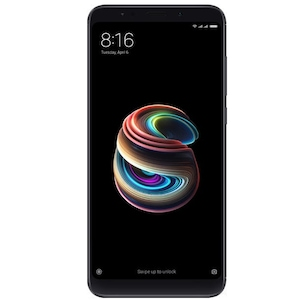 Xiaomi Redmi Note 5 4GB/64GB czarny