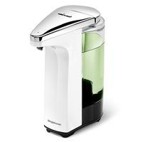 SimpleHuman érzékelős szappanadagoló 237 ml (fehér)