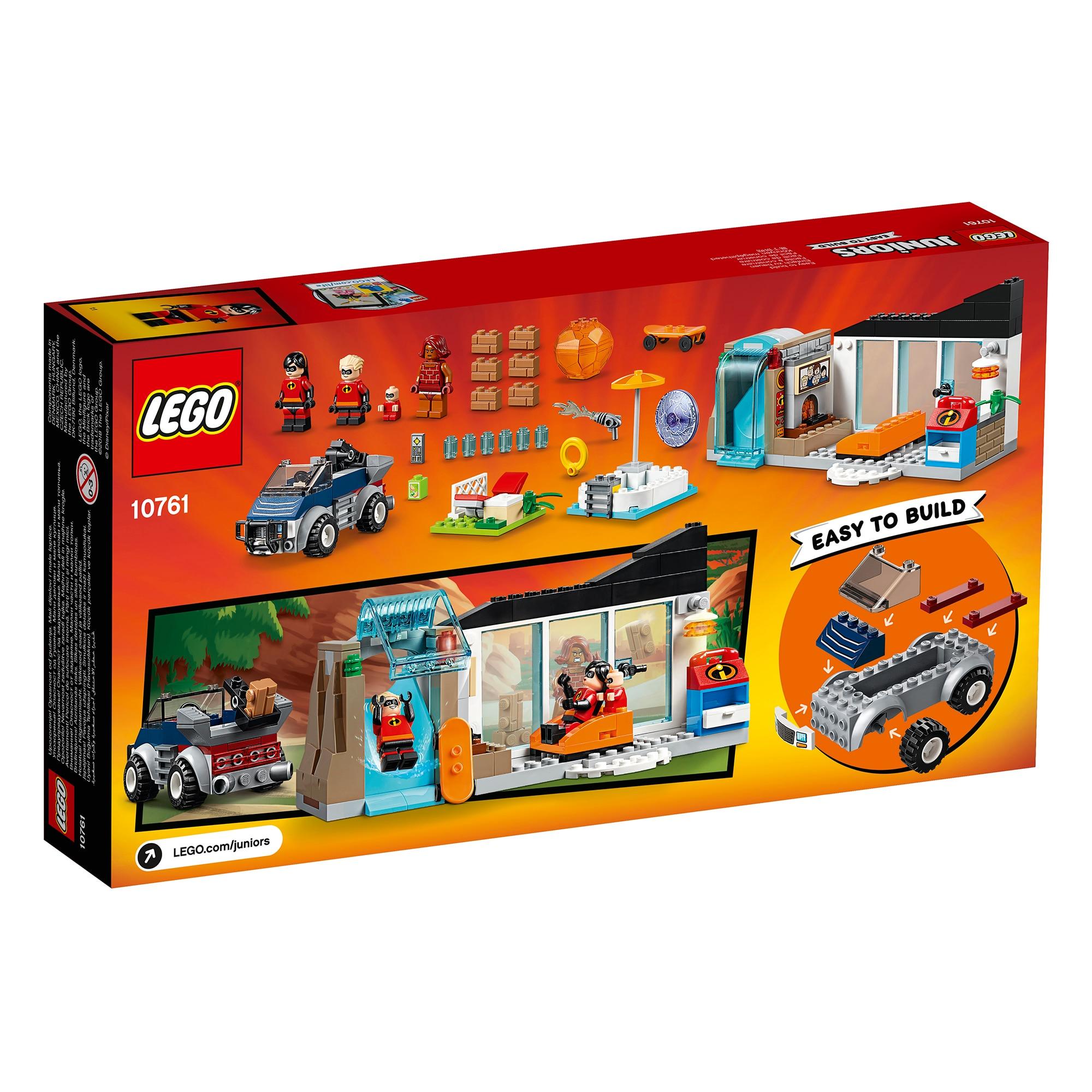 LEGO® Juniors 10761, A nagy szökés aKbUgs