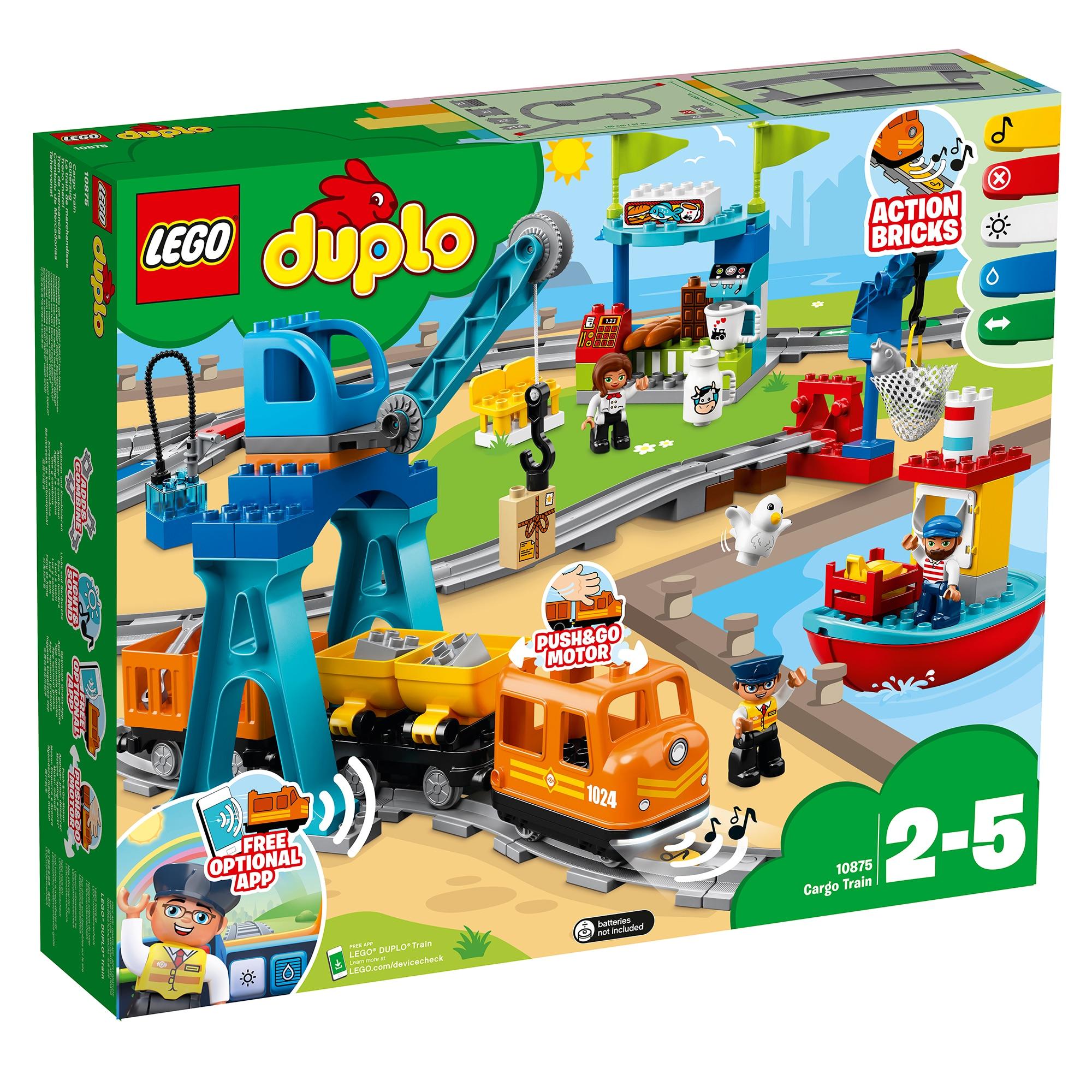 Fotografie LEGO DUPLO - Marfar 10875
