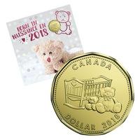 Подаръчен комплект Royal Canadian Mint Gold center, Бебе 2018