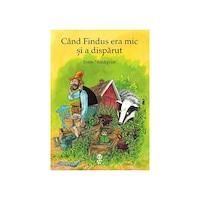Cand Findus era mic si a disparut - Sven Nordqvist