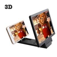 3D Увеличителен екран за телефон,OEM , Бяла