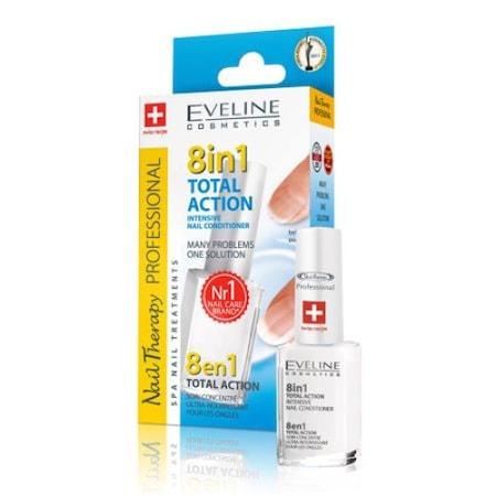 Tratament pentru unghii 8 in 1 Eveline