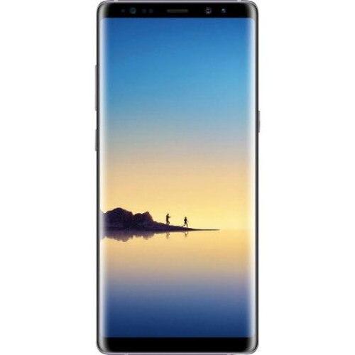 Fotografie Telefon mobil Samsung Galaxy Note 8, Dual SIM, 64GB, 6GB RAM, 4G, Blue