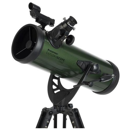 Fotografie Telescop Celestron ExploreS 114AZ, Negru