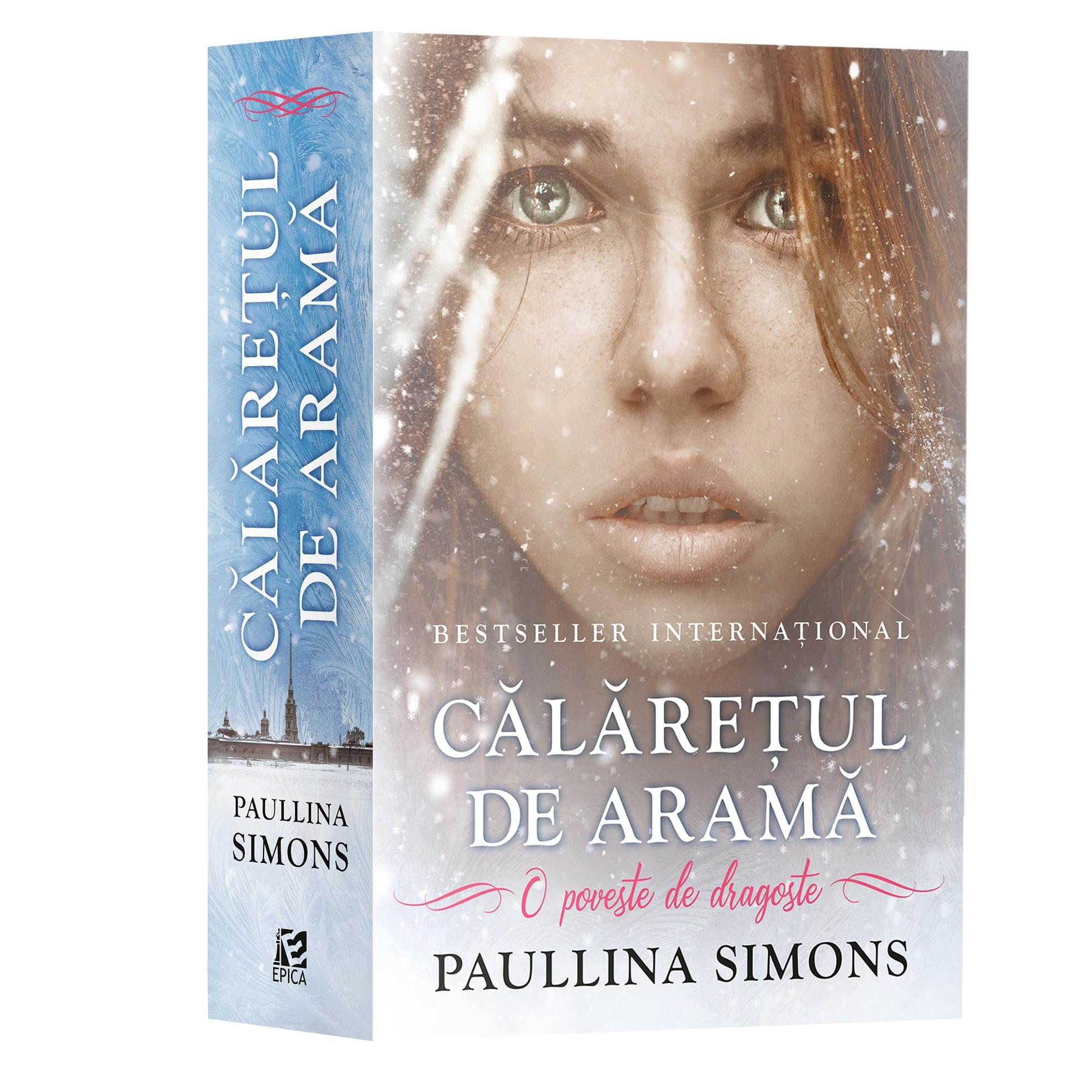 Calaretul de arama - carte de Paullina Simons - eMAG.ro