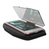 Head Up Display funkciós telefon/GPS tartó autóba
