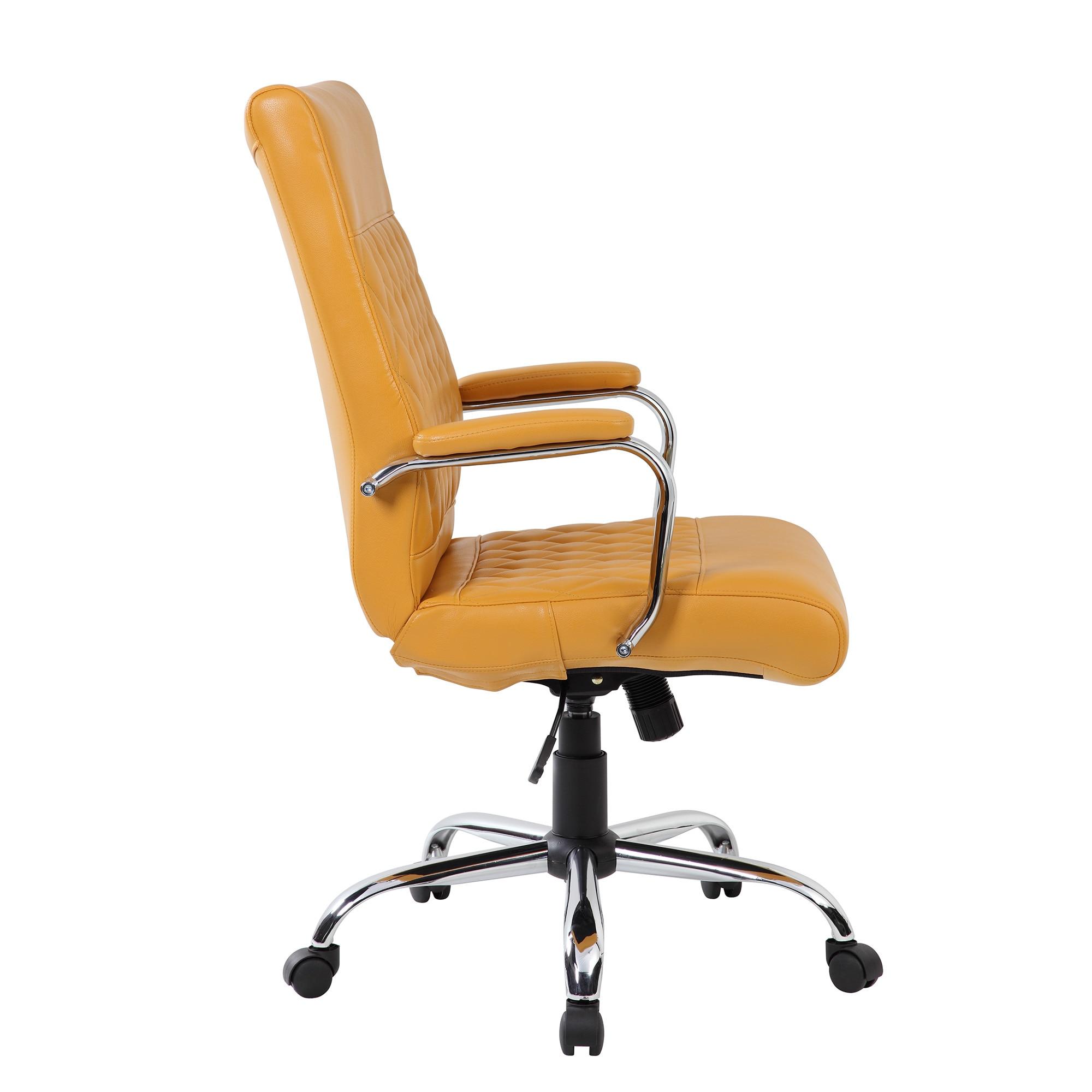Kring Code Irodai szék, ergonomikus, Sárga fTprvK