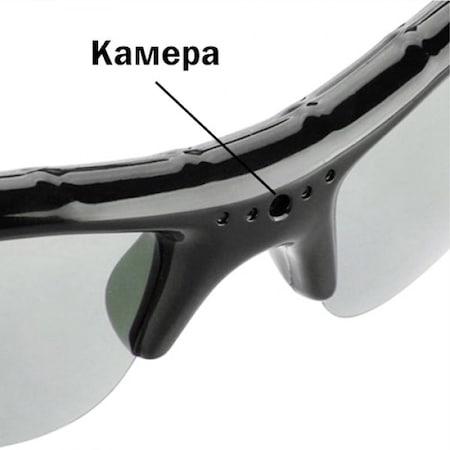 Слънчеви очила с опция с камера 2 в 1 Mobile Eyewear Recorder