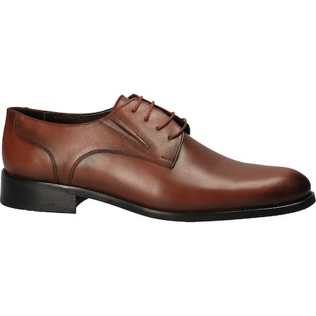 Pantofi din piele naturala, Da Vinci, de culoare Maro, Marimea 40