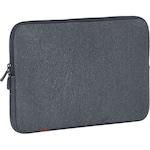 """Калъф за лаптоп Rivacase Sleeve, Antisoc, 15.4"""", Dark Grey"""