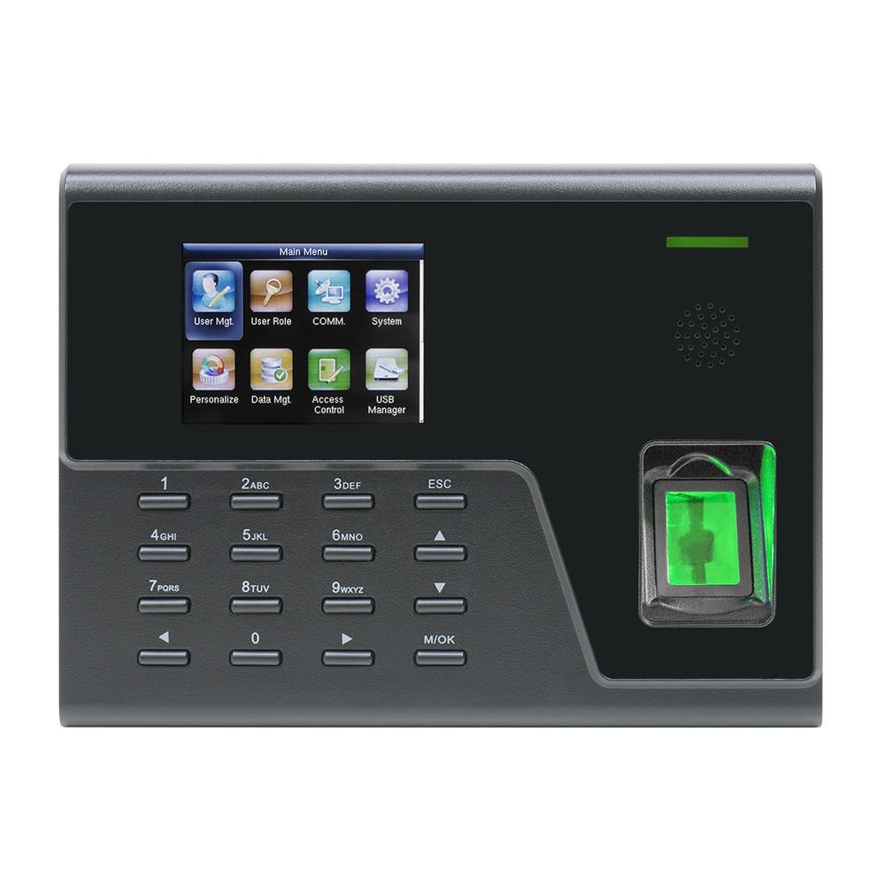 Fotografie Sistem de pontaj biometric si control acces PNI Finger 700, cititor de amprenta, card