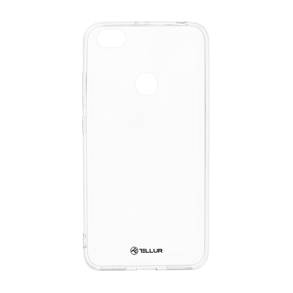 Fotografie Husa de protectie Tellur Silicon pentru Xiaomi Redmi Note 5A, Transparent
