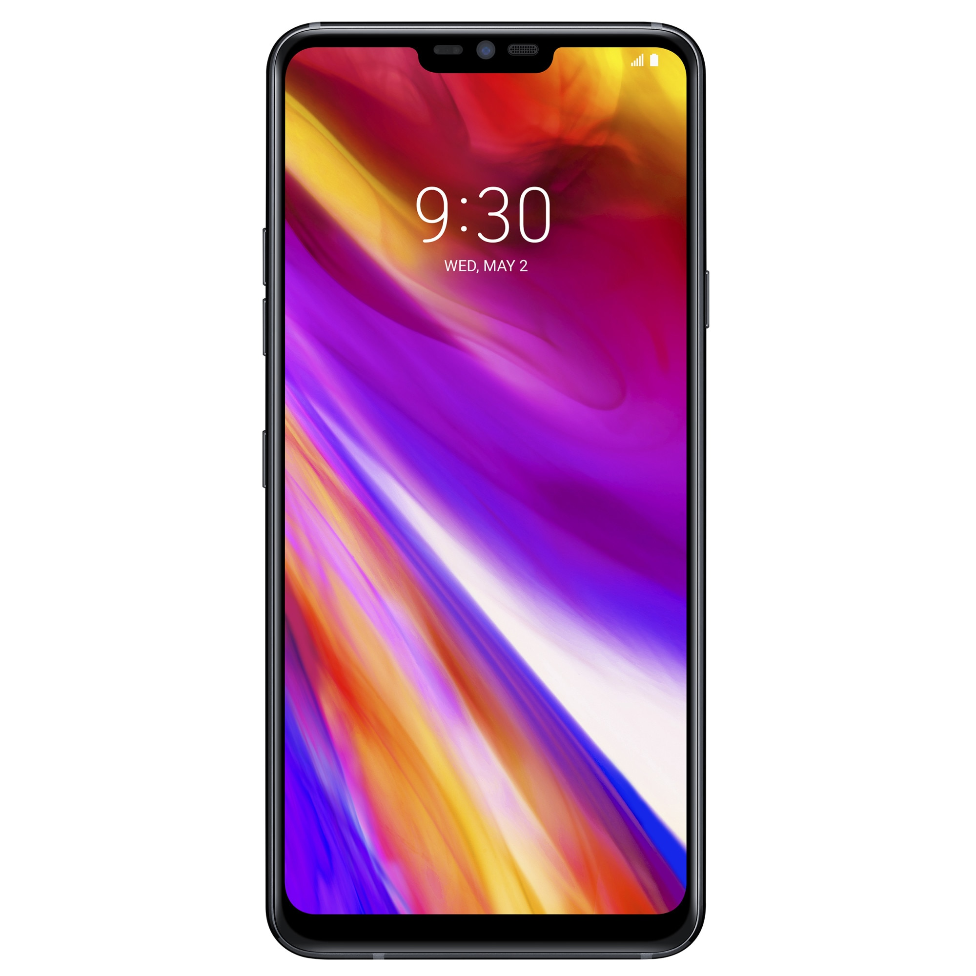 Fotografie Telefon mobil LG G7, 64GB, 4G, Aurora Black