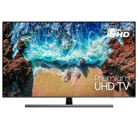 "Телевизор Samsung UE65NU8072TXXH, 65""(165.1 cm) 4K UHD Smart LED TV, DVB-T2CS2 x2, Wi-Fi, LAN, USB, HDMI"