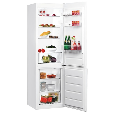 Combina frigorifica Whirlpool BLF 8121 W, 6th Sense, 339 l, Clasa A+, Alb