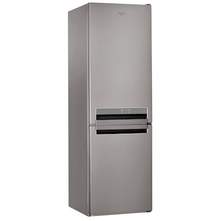 Хладилник с фризер Whirlpool BSNF 8422 OX, 319 л , Клас A++, Full No Frost, H 188.5 см, Inox