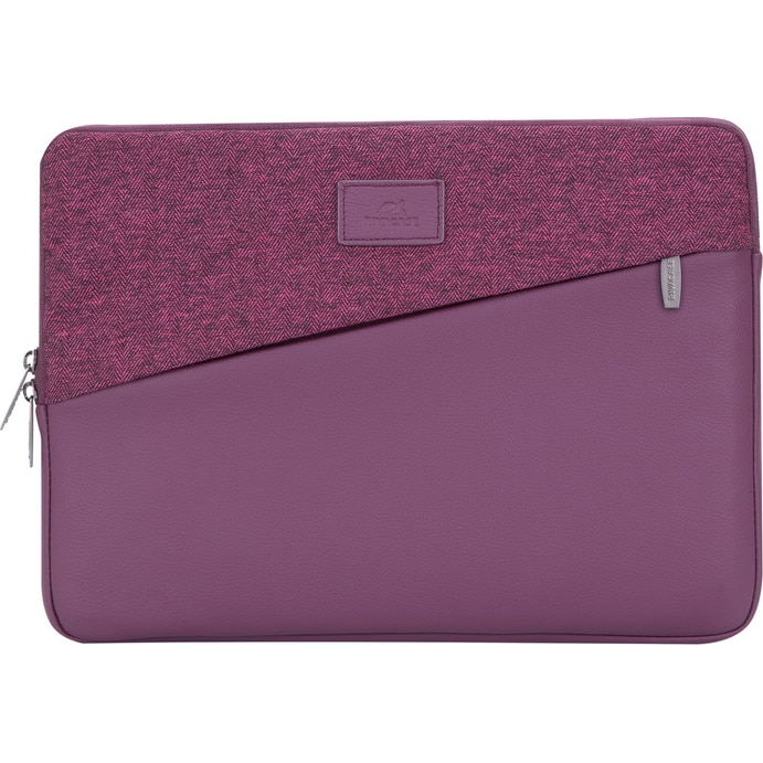 "Fotografie Husa laptop Rivacase Sleeve 7903 red, pentru MacBook Pro / Ultrabook 13.3"""
