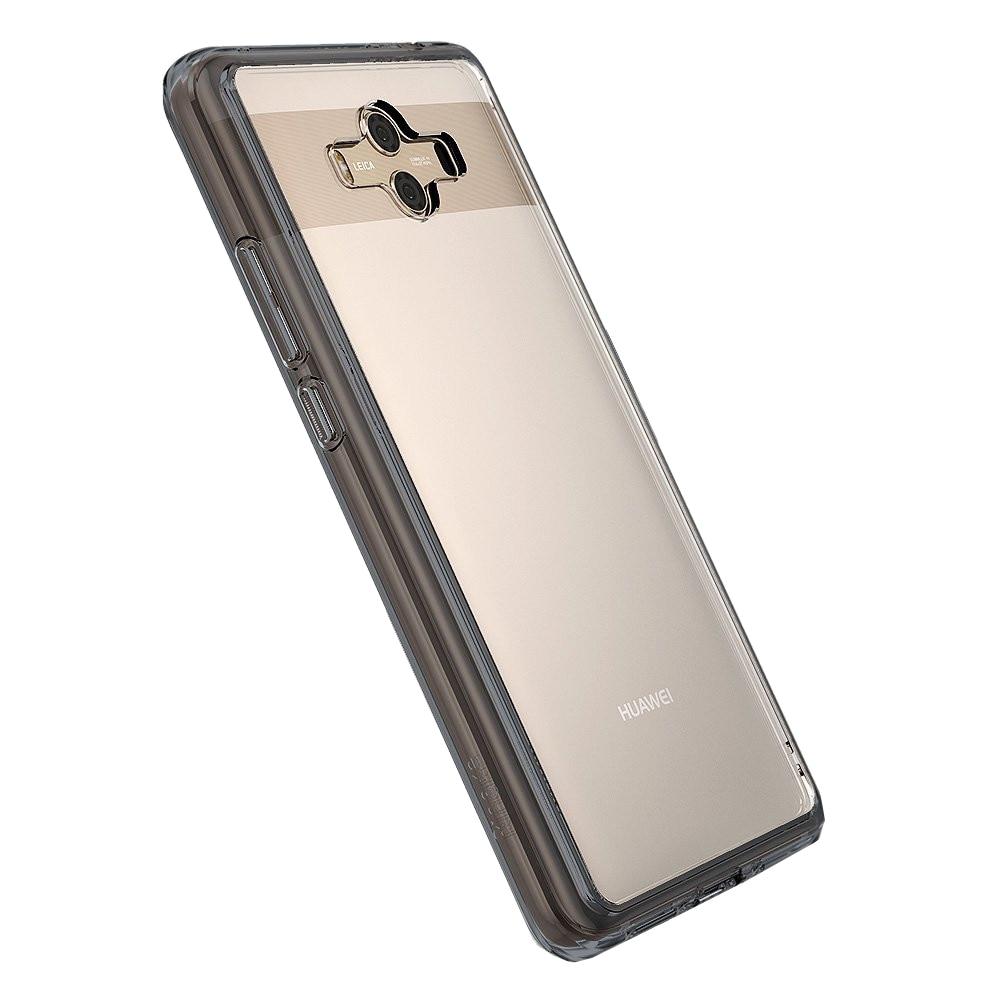 Fotografie Husa de protectie Ringke Fusion pentru Huawei Mate 10, Gri/Transparent