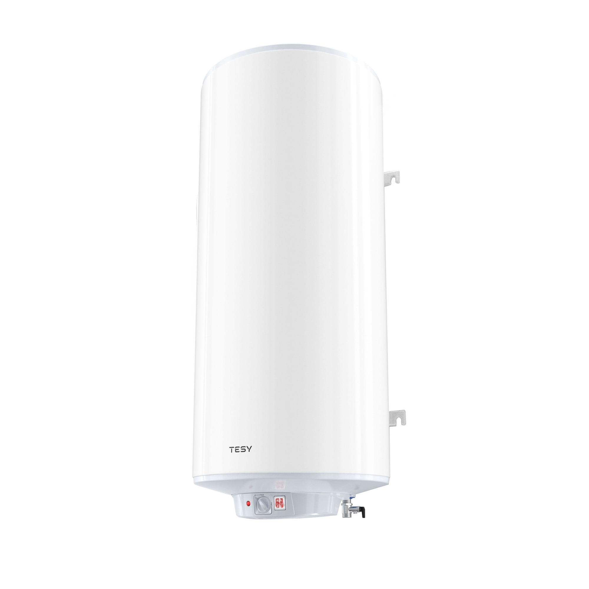 Fotografie Boiler electric Tesy MaxEau GCV 2005624C D06 S2RC, 2400W, 200 l, 8 bar, protectie anti-inghet, 40mm, Alb