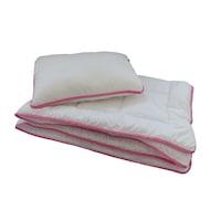Family Pink- Antiallergén - Normál garnitúra 2 db-os