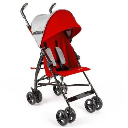 Kinderkraft - Carucior sport Buggy Sport Plus Red