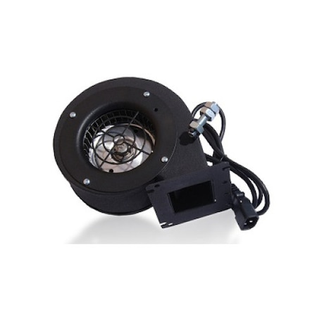 Kazán ventilátor, szilárd tüzelésű kazánok levegő ellátásához, max. 240 m3/h