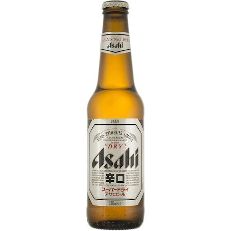 Bere blonda nepasteurizata 0.33L Asahi