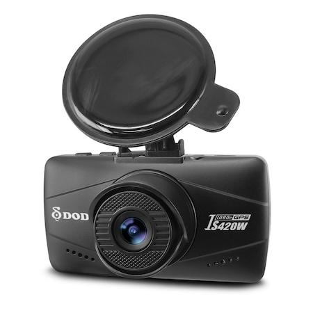Видеорегистратор за кола DOD IS420W 1080p GPS Dash cam