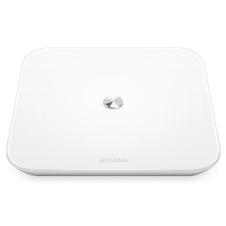 Смарт дигитален кантар Yunmai SE, Bluetooth 4.0, Бял