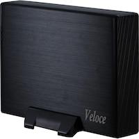 """Rack Inter-Tech Veloce GD-35612 külső merevlemez ház, USB 3.0, kompatibilis HDD 3.5"""" SATA"""