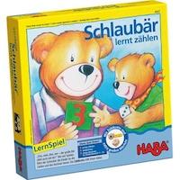 Haba Okos medve számolni tanul társasjáték