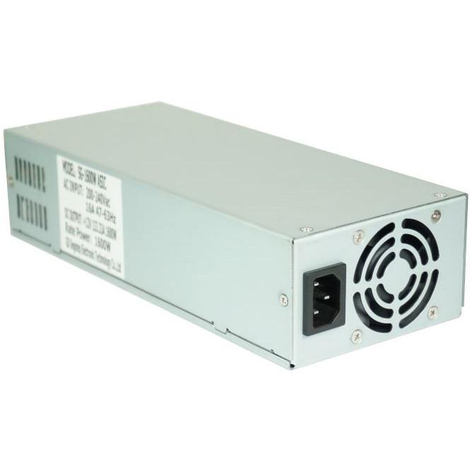 Fotografie Sursa Segotep SG-1600ASIC 1600W, ventilator 60mm, 10x 6pin PCIE