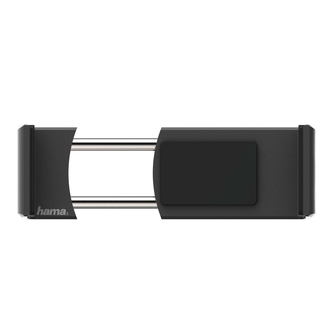 Fotografie Suport auto Hama Flipper, Deschidere 6-8 cm, Negru