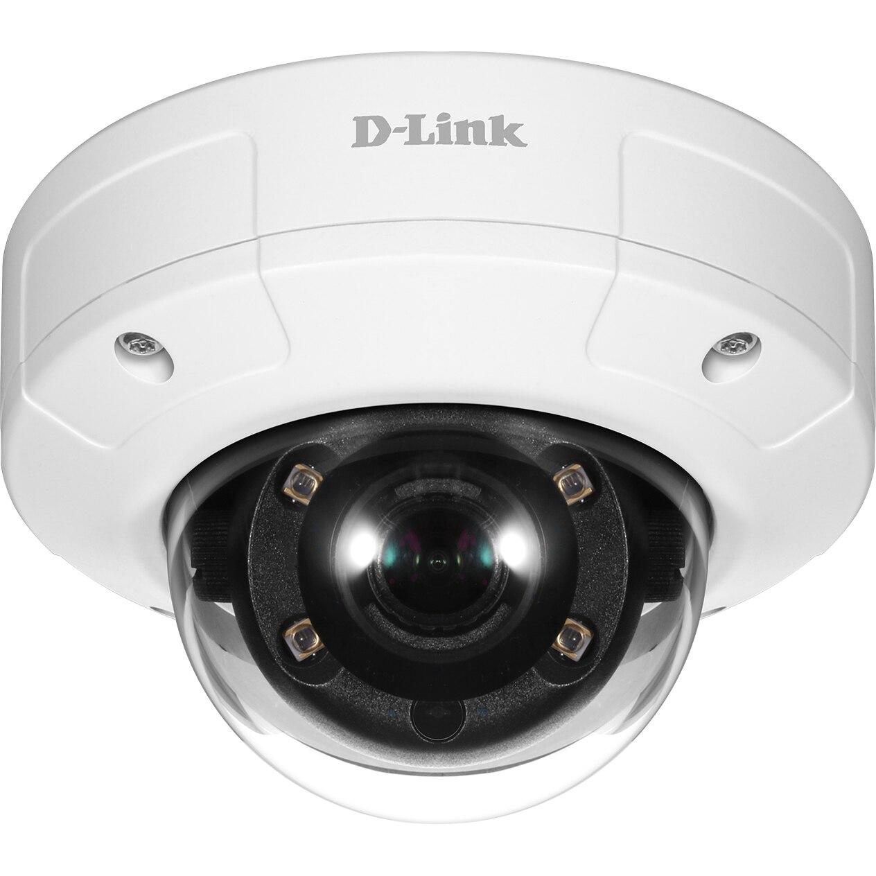Fotografie Camera de supraveghere D-Link Vigilance Full HD Outdoor Vandal-Proof PoE Dome
