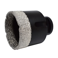 ABRABORO® csempe és kerámiafúró gyémántbevonattal, D 68, M14 befogással