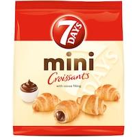 Mini croissant cu crema de cacao 300g 7Days