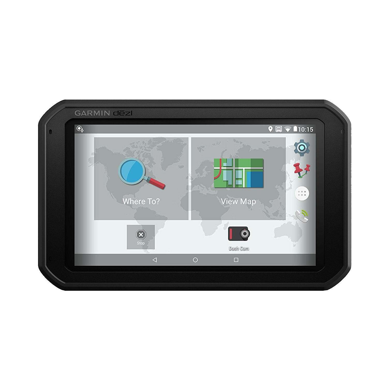 "Fotografie Sistem de navigatie Garmin DezlCam™ 785 LMT-D , 7"", camera integrata, soft camion, full Europe , update gratuit al hartilor pe viata"