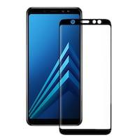 Защитно фолио Eiger, 3D стъкло, Edge to Edge за Samsung Galaxy A6 Plus (2018), Черно