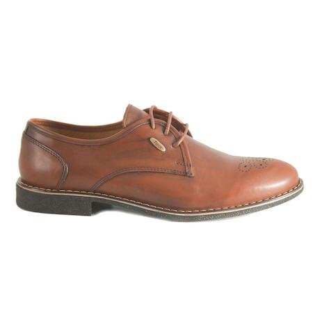 Pantofi barbati casual, 2159 MARO ANTIC, din piele naturala 41EU