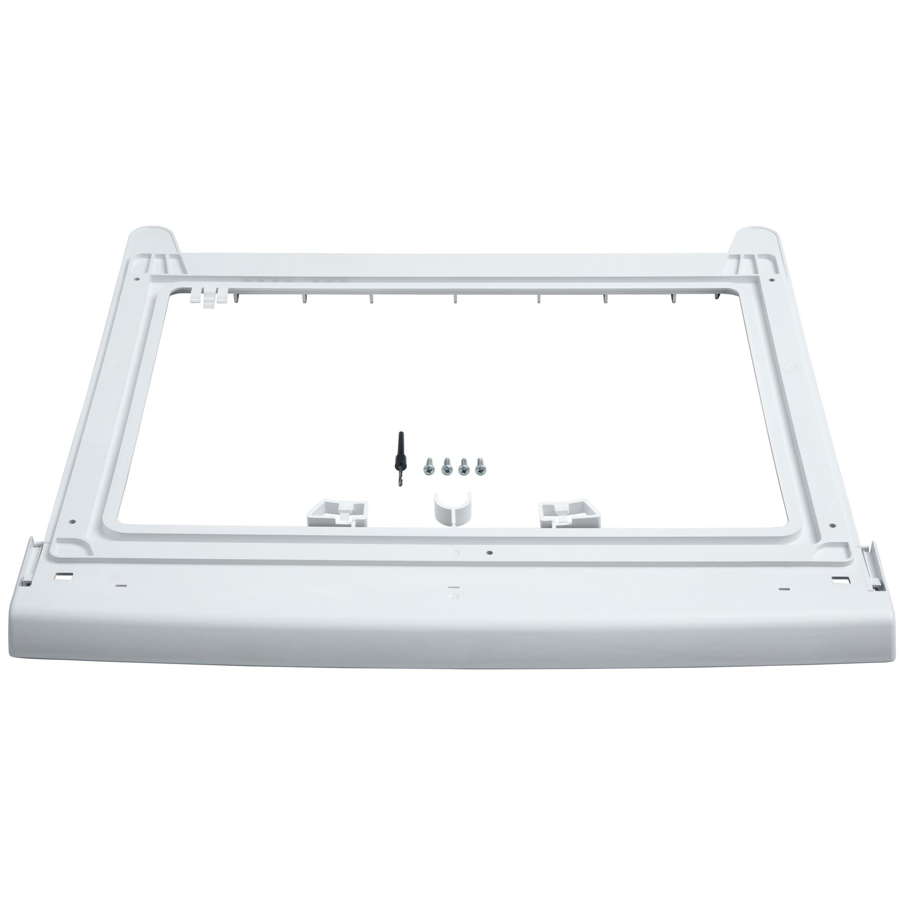 Fotografie Kit montare verticala Bosch WTZ20410 pentru uscatoare de rufe