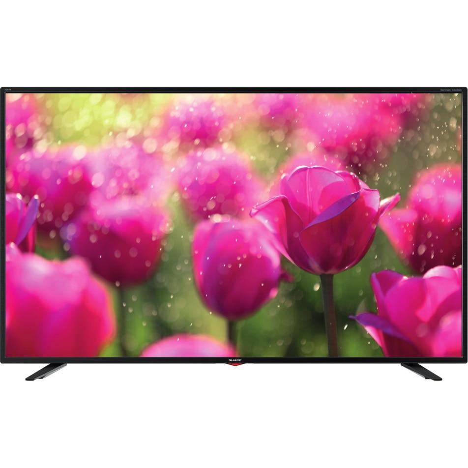 Fotografie Televizor Smart LED SHARP LC-49UI7352E, 123 cm, 4K Ultra HD, boxe Harman Kardon